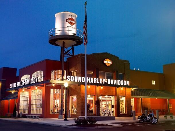 Harley Davidson Seattle >> Sound Harley Davidson