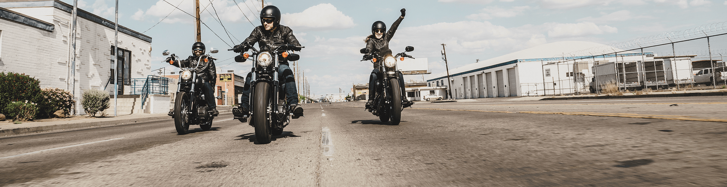 MAKE GOWANDA HARLEY-DAVIDSON® YOUR PREFERRED DEALER!