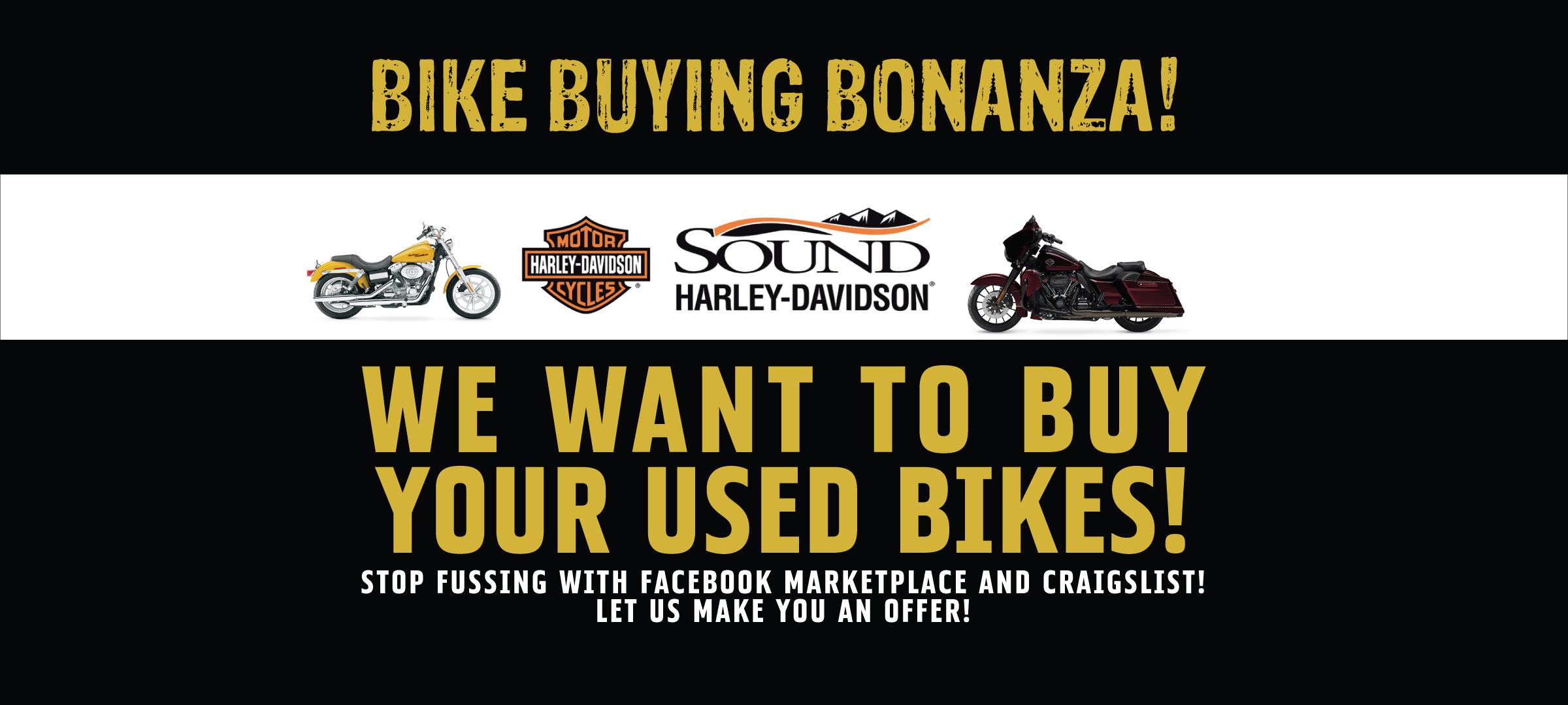 Sound Harley-Davidson®