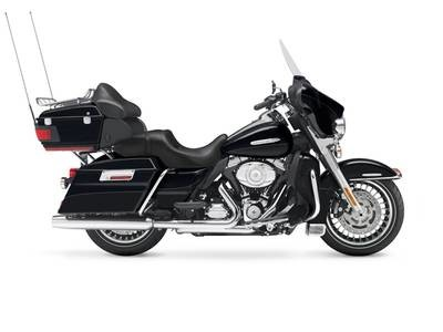 FLHTK  2011 Electra Glide<sup>®</sup> Ultra Limited