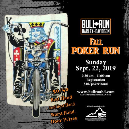 Fall Poker Run