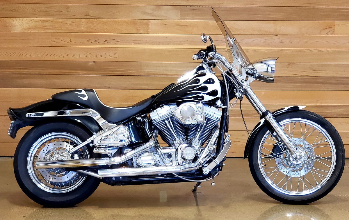2001 HD FXST Softail® Standard