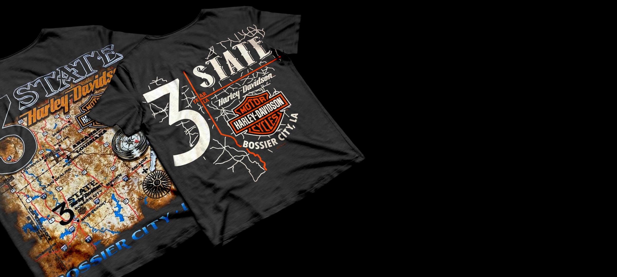 Buy a Harley Davidson® | Bossier City, LA | 3 State Harley