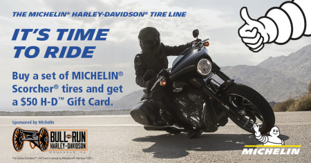 MICHELIN Tire Promotion
