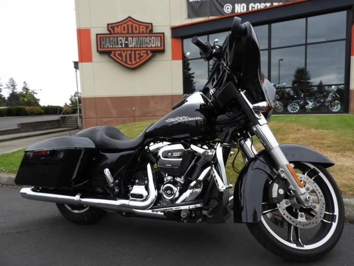 Used 2018 Harley-Davidson Street Glide® | Northwest Harley