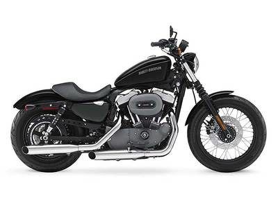 2012 Harley XL1200N - Nightster