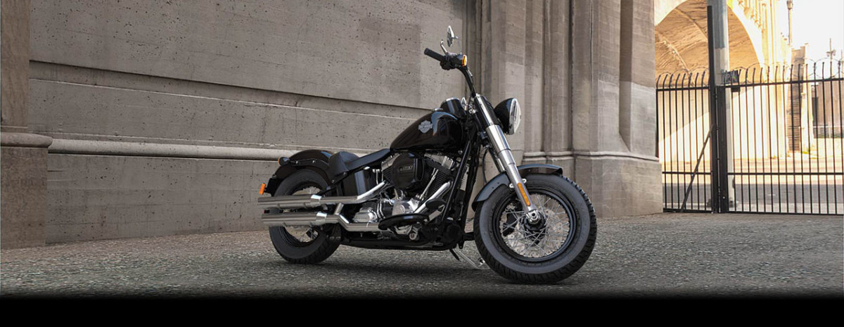 FLS  2017 Softail Slim<sup>®</sup>
