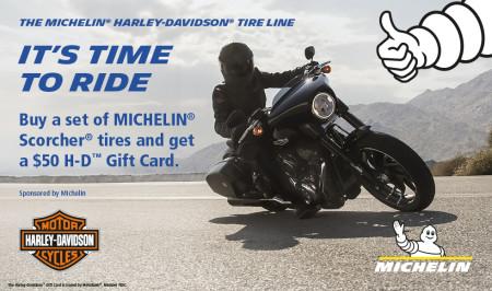 2019 Summer Michelin Tire Rebate