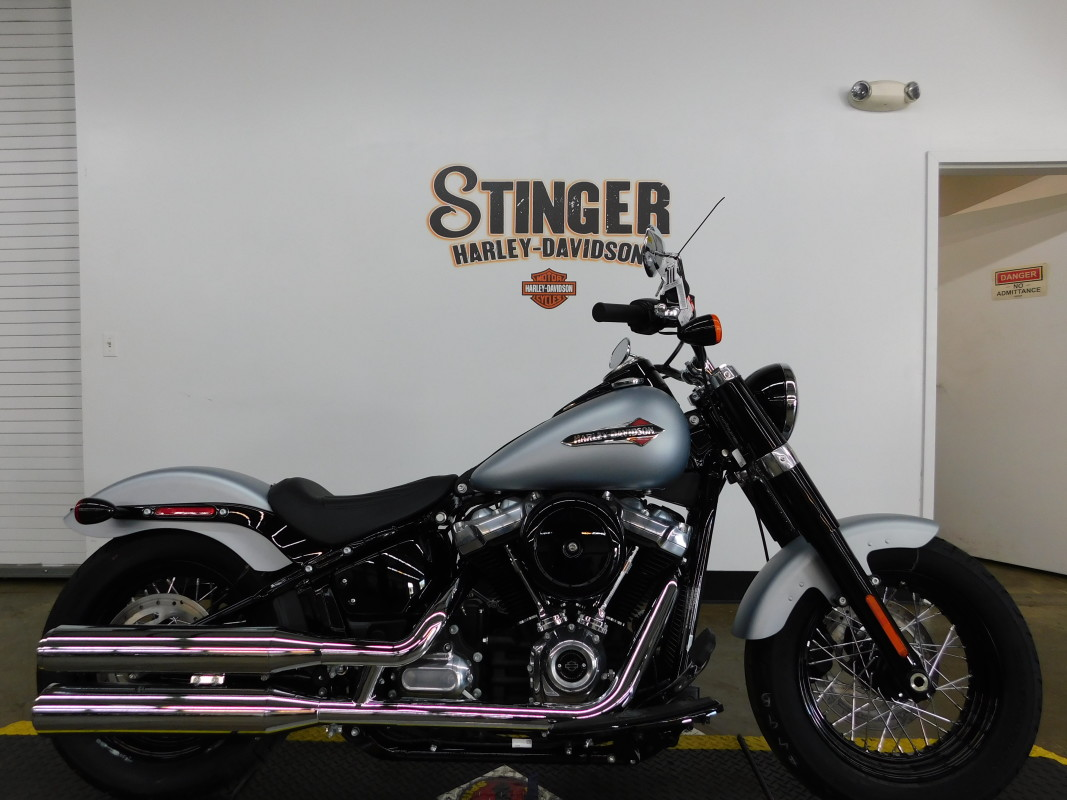New & Used Harley-Davidson Motorcycles in Medina | Stinger