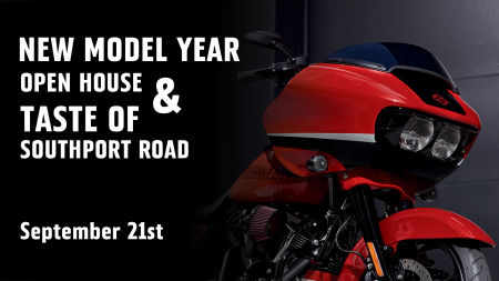 New Model Year Open House & Taste of Southport Road