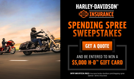HDFS Spending Spree Sweepstakes