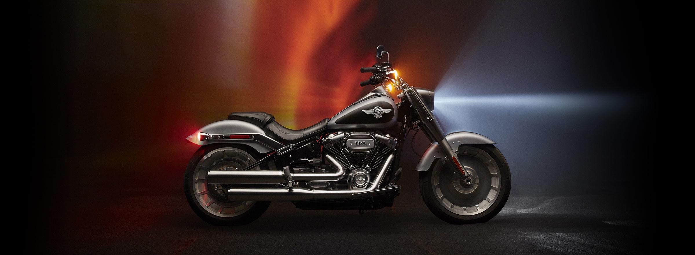 Fat Boy® 114 | Stutsman Harley-Davidson®