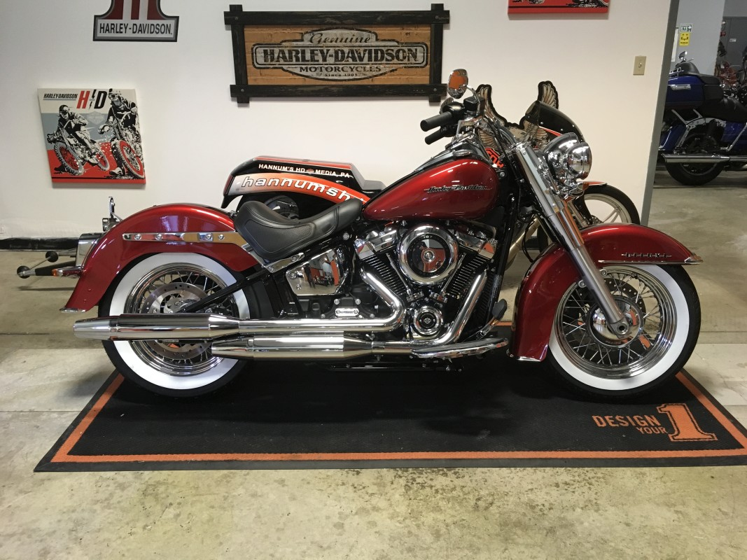 Pre Owned Inventory >> Pre Owned Harley Davidson Motorcycles For Sale In Pa Ny And Nj