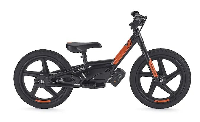 Harley Davidson IRONE16 Electric Balance Bike