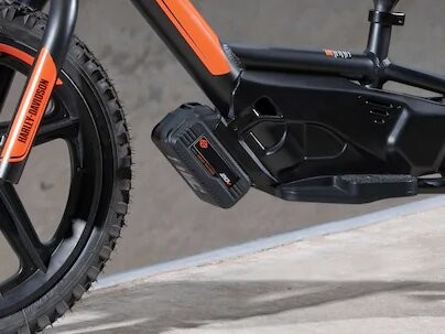 Harley-Davidson Electric Bike Pedal