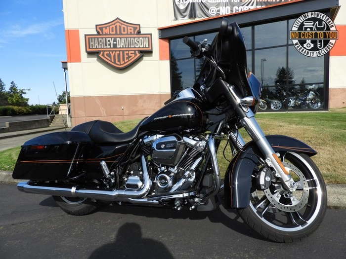 Used 2017 Street Glide Special