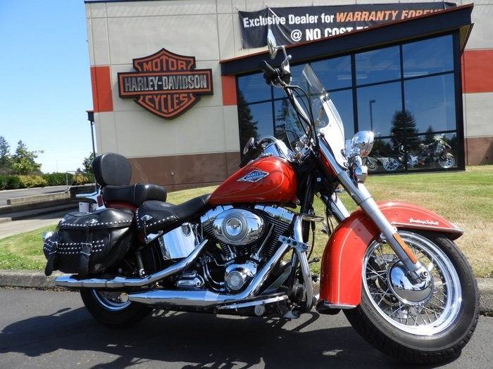 Used 2010 Heritage Softail<sup>®</sup> Classic