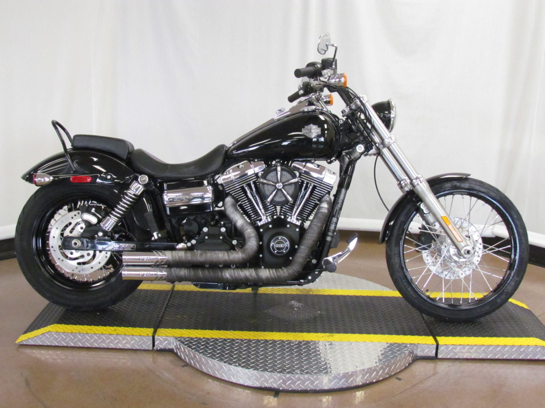 2013 Dyna Wide Glide FXDWG