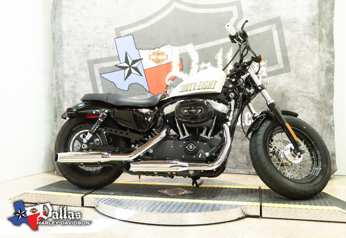 2014 HARLEY-DAVIDSON® Forty-Eight<sup>®</sup>  XL1200X