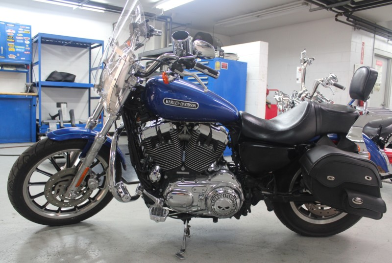 XL 1200L 2009 Sportster® 1200 Low