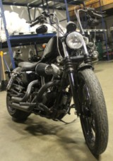 2008 HD XL1200N Nightster thumb 3