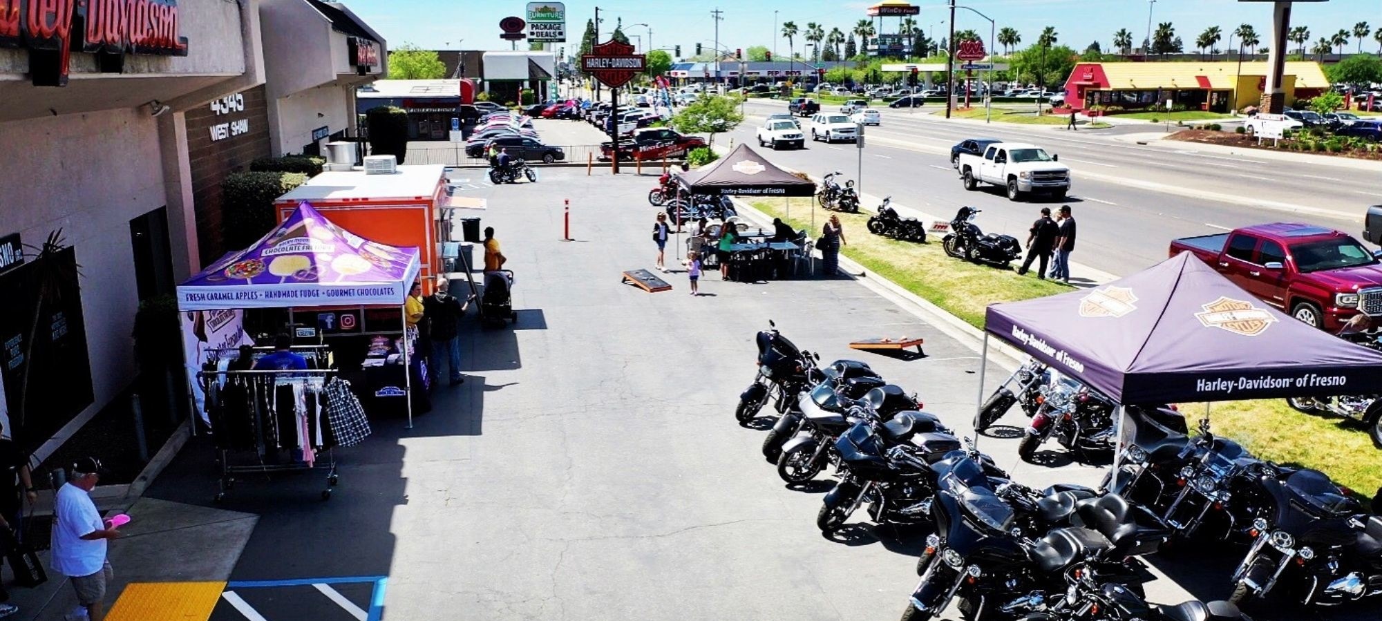 New & Used Motorcycle Dealer | Harley-Davidson® of Fresno