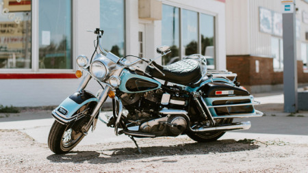 Elvis's 1976 Harley Davidson, His Final Motorcycle, Could Fetch a Record $2 Million at Auction