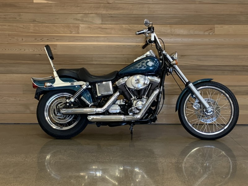2003 HD FXDWG Wide Glide (Branded Title)
