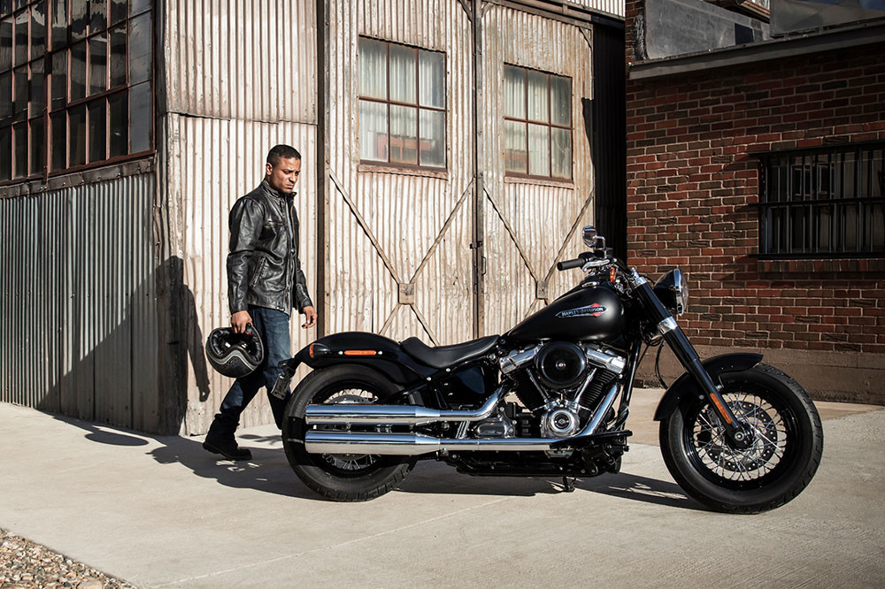Softail Slim<sup>®</sup> Instagram image 6