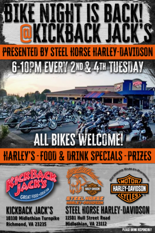 Bike Night Is Back!