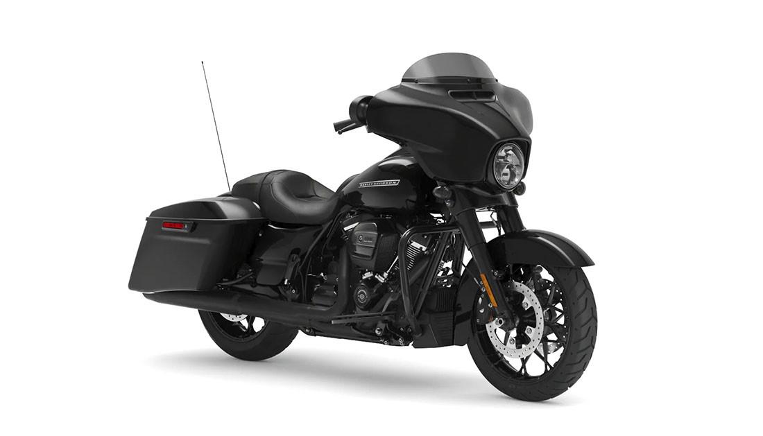 Street Glide® Special | Black Jack Harley-Davidson®