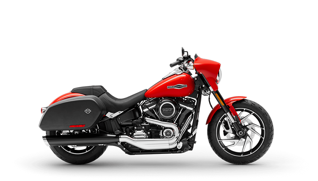 2020 Sport Glide in Performance Orange