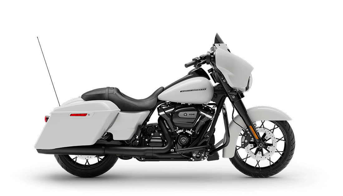 2020 Street Glide Special in Stone Washed White Pearl