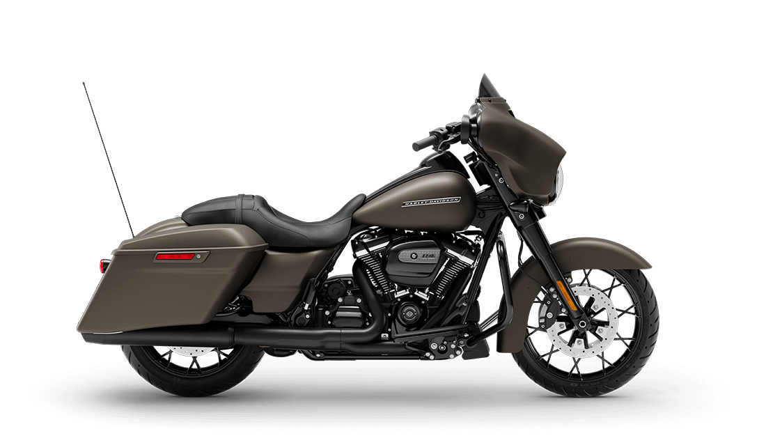 2020 Street Glide Special in River Rock Gray Denim