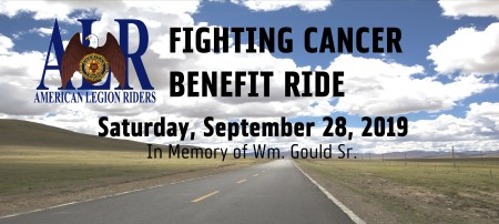 Am. Legion Riders Fighting Cancer Benefit Ride