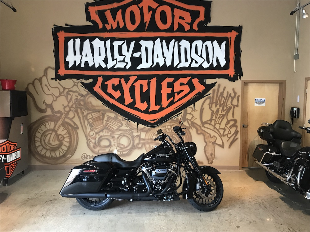 **2019 H-D FLHRXS Road King Special ** Red Tagged!