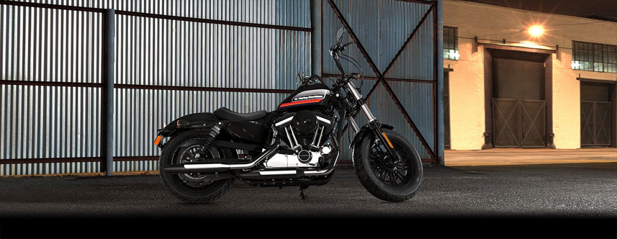 Used 2018 Forty-Eight<sup>®</sup> Special