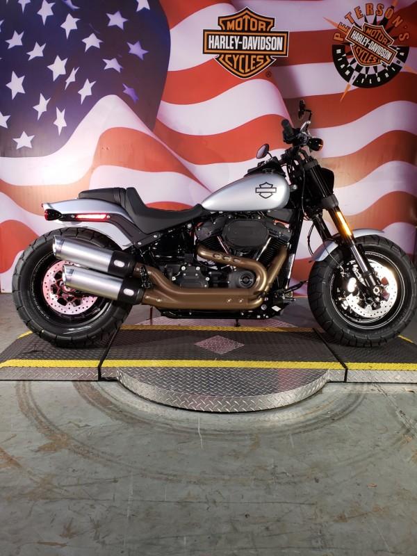 Fat Bob | Peterson's Harley-Davidson®