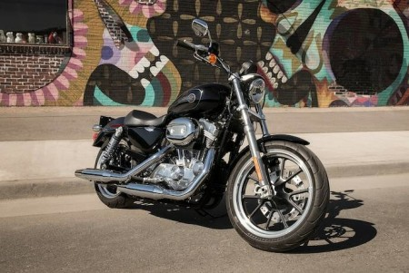 GET ON A SPORTSTER FOR AS LOW AS $12420 PER MONTH