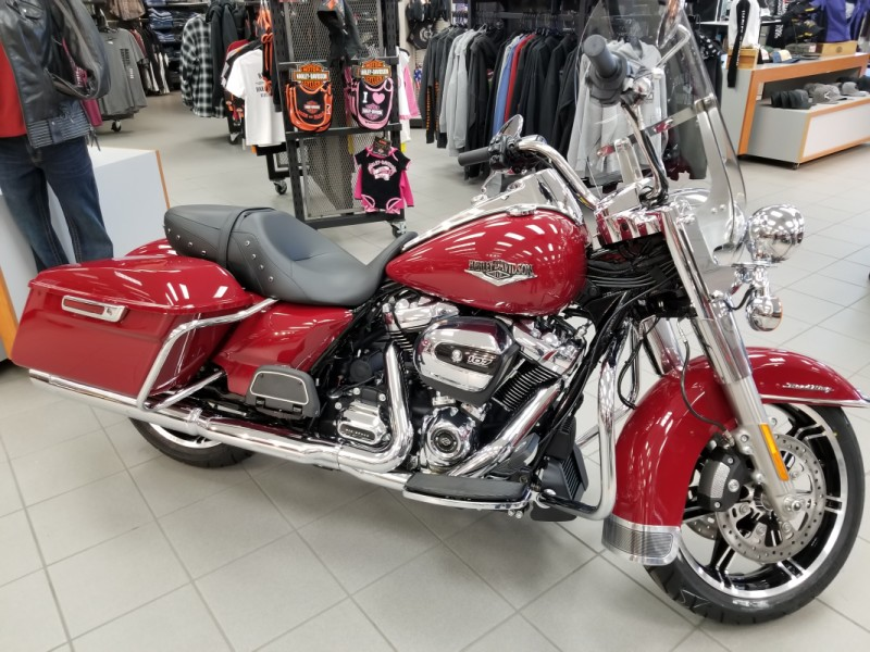 2020 HD Road King® FLHR