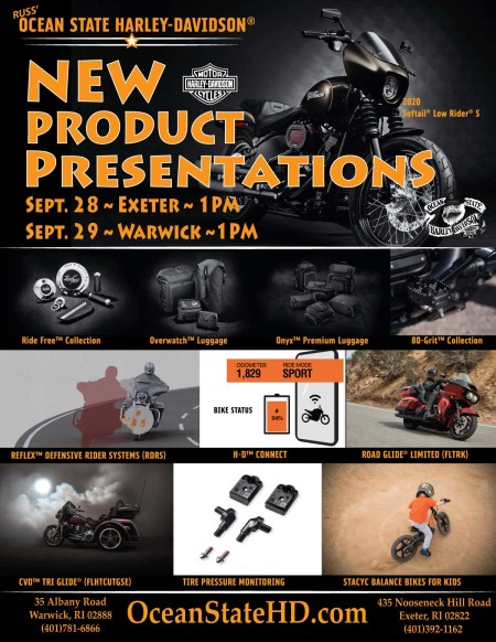New Product Presentations