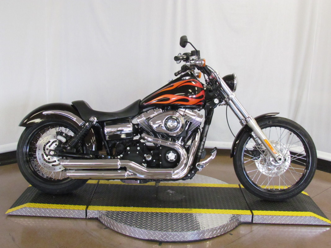 2011 Dyna Wide Glide FXDWG