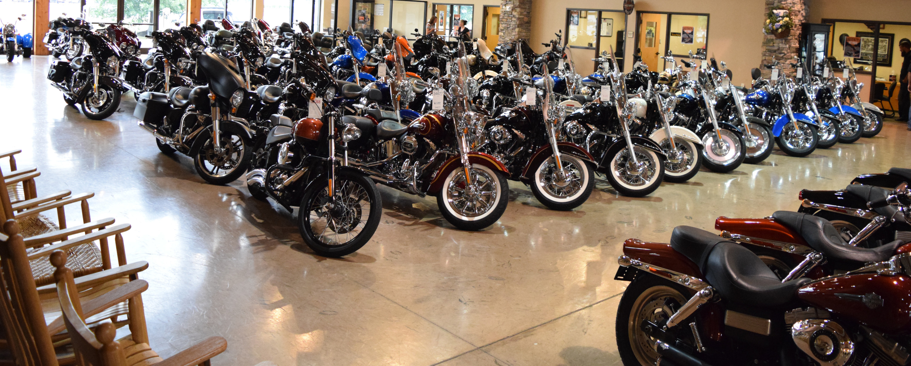 Appalachian Harley-Davidson® Pre-Owned Inventory