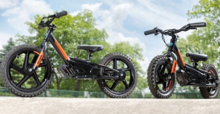 Harley-Davidson is making electric balance bikes for 3-year-olds.