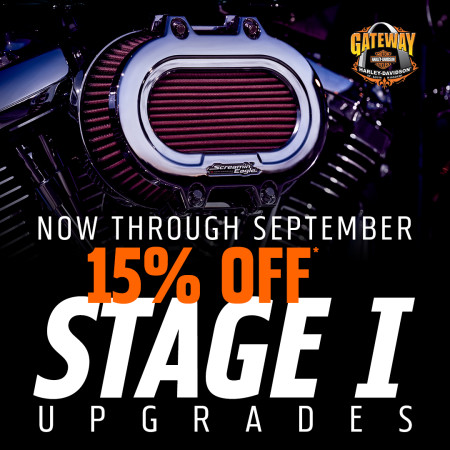 15% Off Stage I