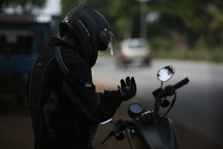 Stay Warm in Cold Weather With Heated Motorcycle Gear and Accessories