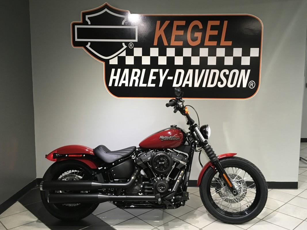 Kegel Harley-Davidson®