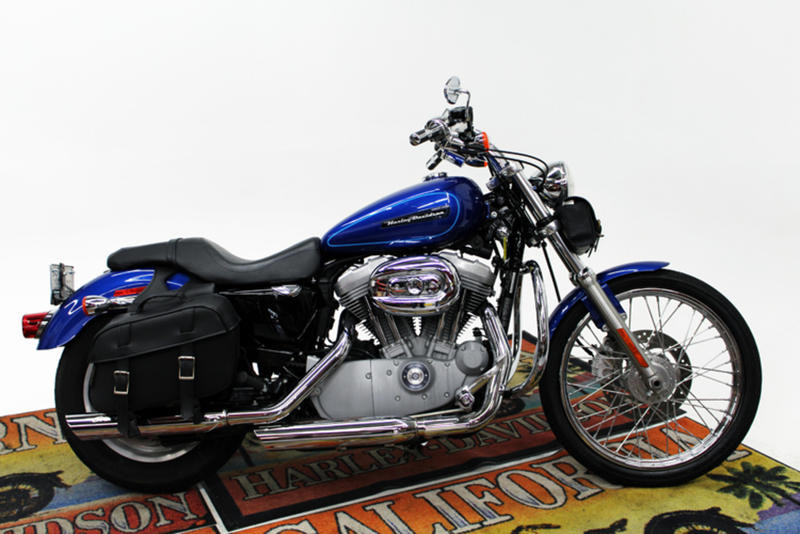 XL 883C 2009 Sportster® 883 Custom