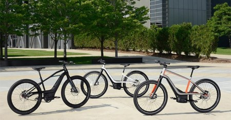 Fox News - Harley-Davidson unveils new electric bicycle designs