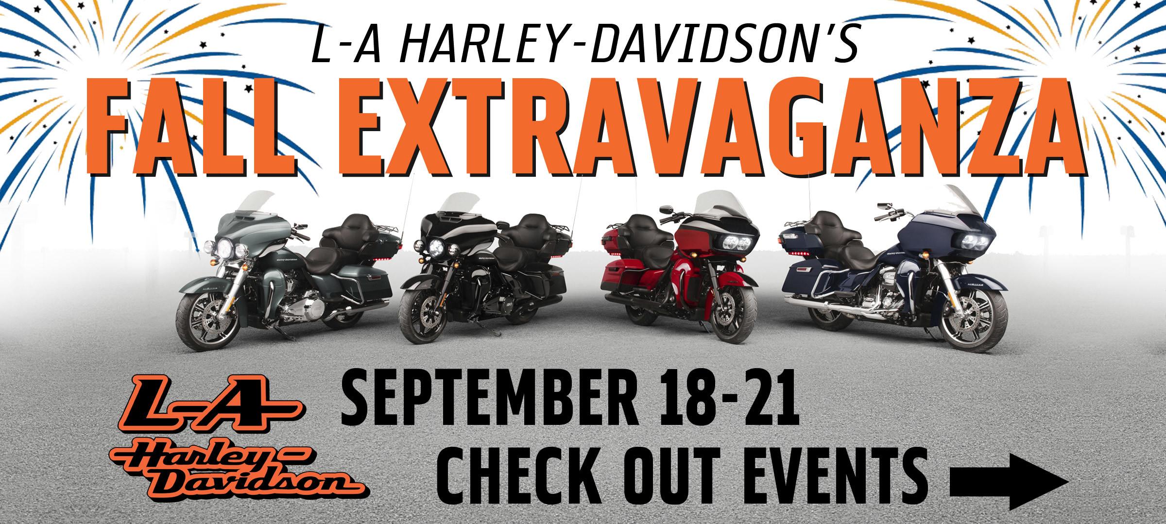 L-A Harley-Davidson®